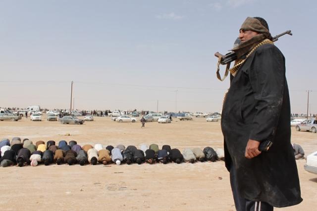 Молитва. Ливия