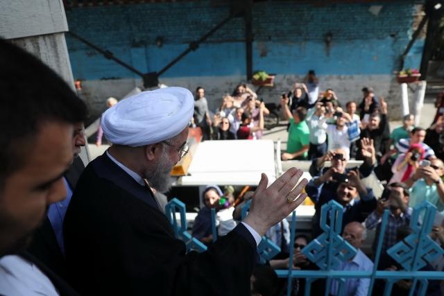 Рухани: «Иранский народ выбрал мир, а не войну»