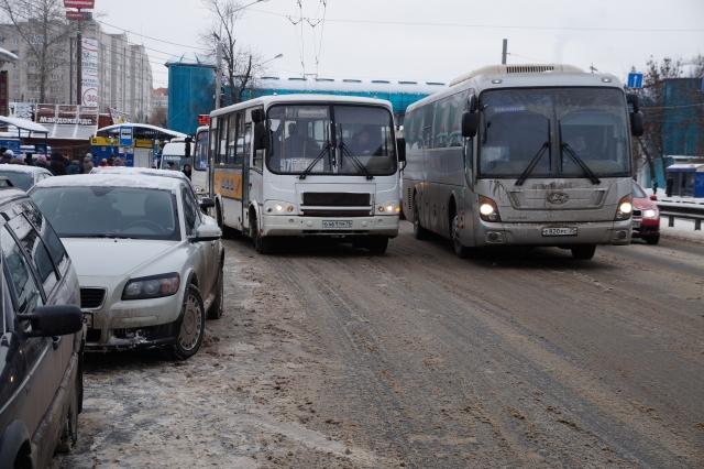 Ярославские маршрутки будут лишать права перевозки за «три колоска»