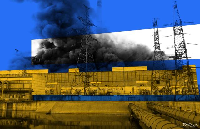 Непрерывное и вечное ЧП в энергетике Украины
