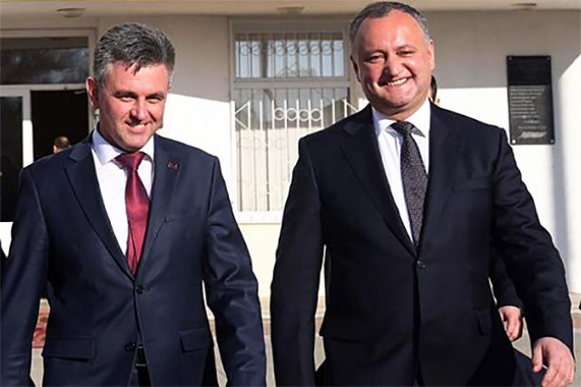 «Свадебный президент»: в Приднестровье удивлены блокадному заявлению Додона