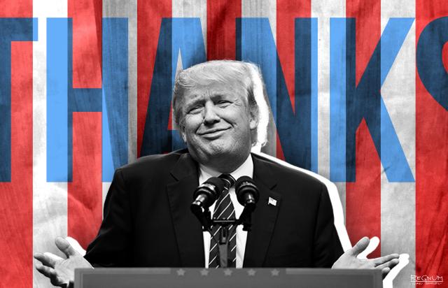 Трамп дежурно улыбнулся руководству Италии — Клинцевич