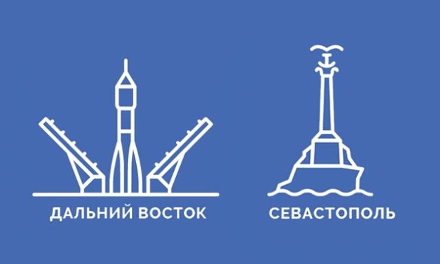 Символы на купюрах в 200 и 2000 рублей