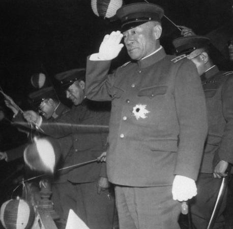 Маршал Императорской армии Японии. Хадзимэ Сугияма. 1880-1945