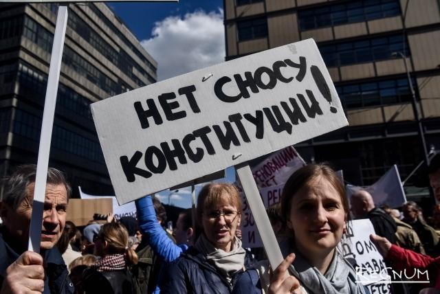 Песков о программе реновации жилья в Москве: «Не проект президента»