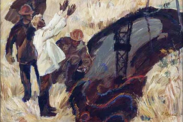Энгельс Козлов. Черное золото. 1967
