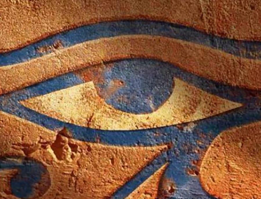 Глаз Гора. Древний Египет