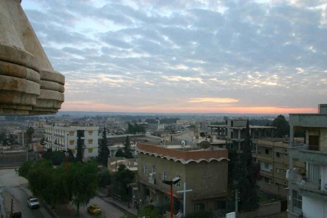 Союзники начали наносить ракетные удары по Ракке