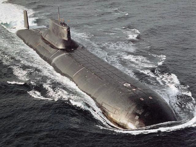 Тяжёлый ракетный подводный крейсер стратегического назначения проекта 941 «Акула»