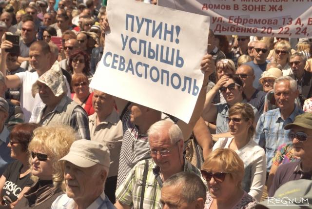 «Точка кипения в Севастополе уже наступила, ситуация может взорваться»