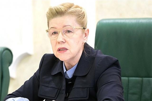 Елена Мизулина: В 2015 году в России из семей был изъят 309 441 ребенок