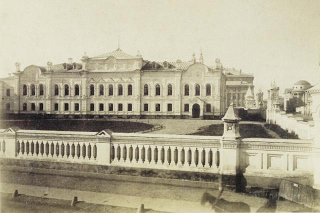 Московский архив Коллегии иностранных дел