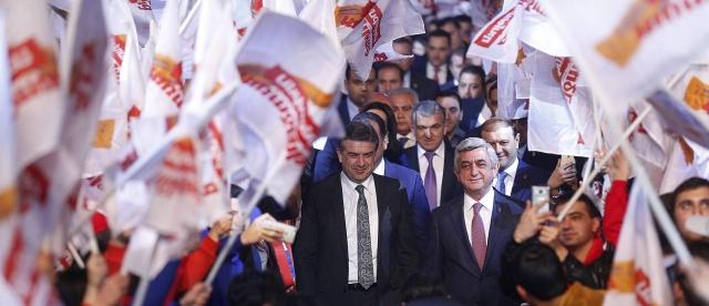 Армения в ожидании инвестиций и политических перемен