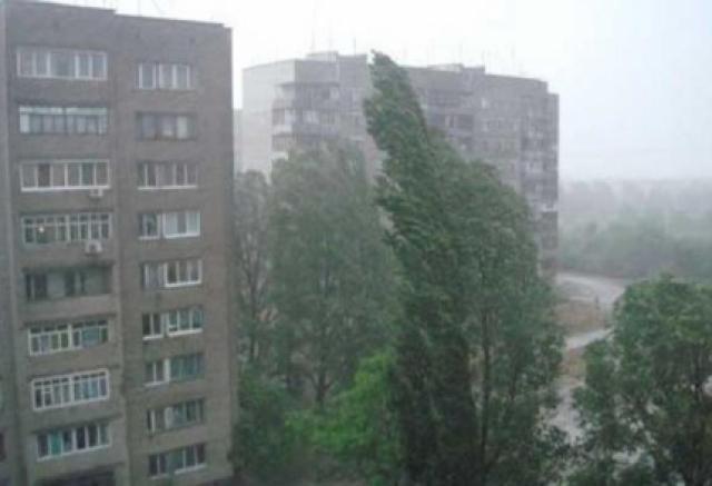 Ливни, град и сильный ветер ожидаются в Поволжье