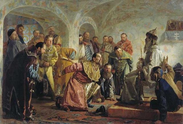 Памятник Ивану Грозному решили не ставить во владимирском Александрове