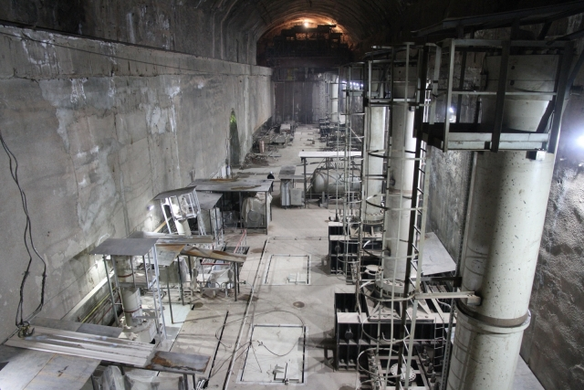 Строительство Ронгунской ГЭС