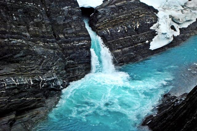 Водопад на мысе Желания