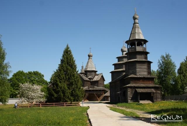 Новгородские «Витославлицы». Как реставрируют музей деревянного зодчества