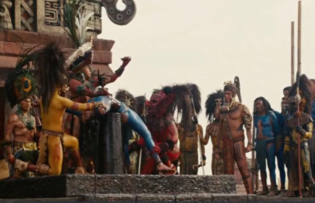 mayan sacrifice reenactment - 1280×688