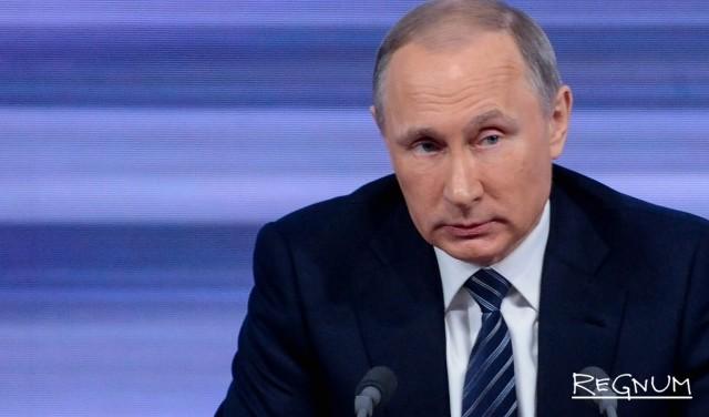 «Реновируйте Россию»: в Новосибирске записали вопрос президенту