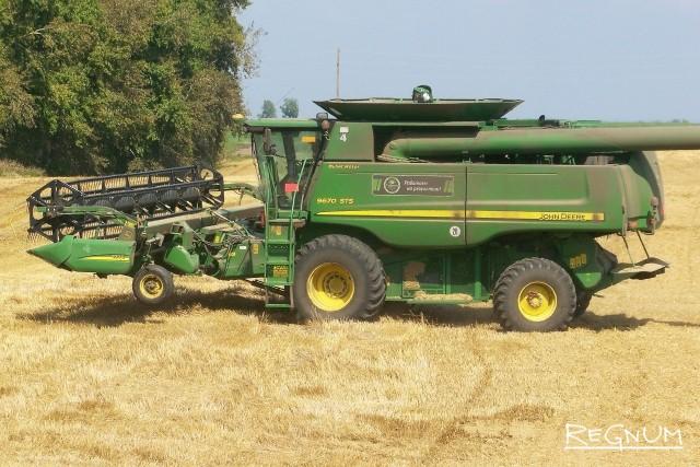 Фермеры Ленобласти готовятся атаковать федеральные торговые сети