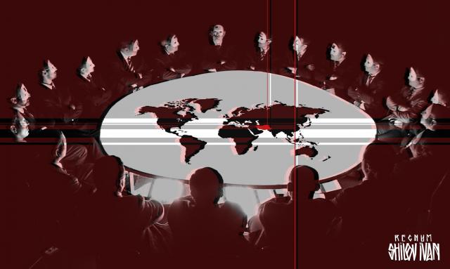 Бильдербергская пружина ближневосточного террористического механизма