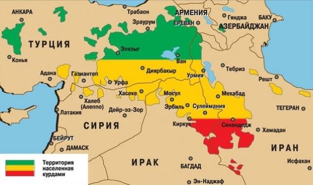 Станислав Тарасов: Барзани воскрешает дух Севрского договора