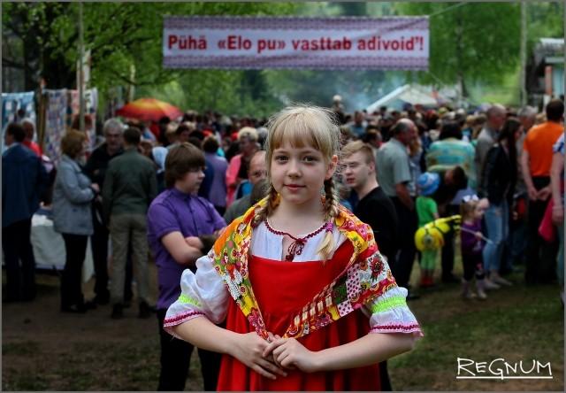«Древо жизни»: столица вепсов в Ленобласти вновь принимает гостей