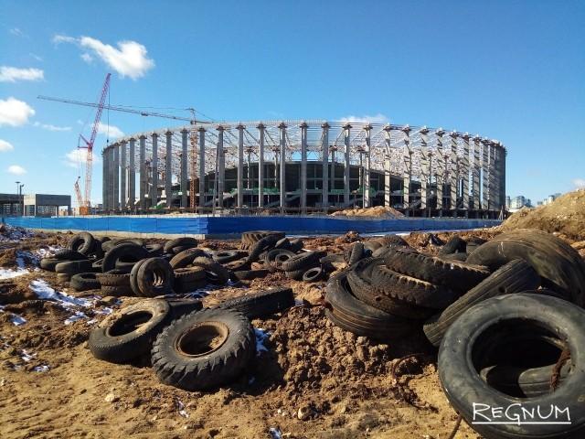 Прочность нижегородского стадиона к ЧМ-2018 оказалась под сомнением