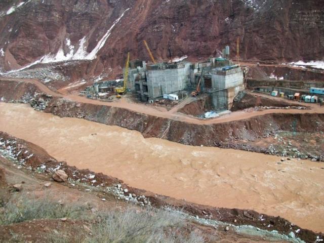 Рогунская ГЭС, Таджикистан