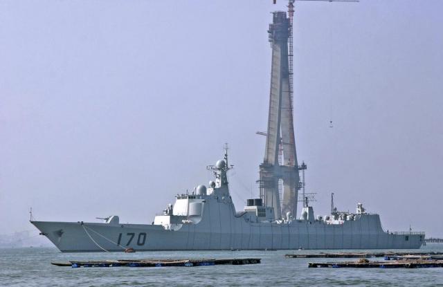 Суда ВМФ КНР прибыли в Иран для совместных маневров