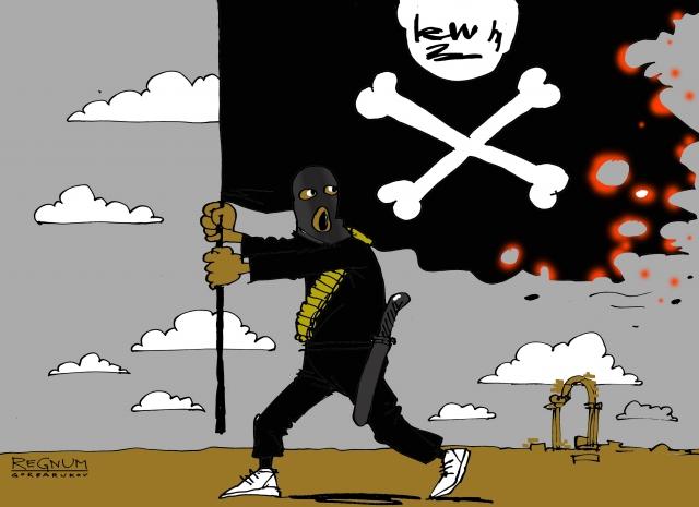 """У ООН нет данных о ликвидации главаря «Исламского государства""""*"""