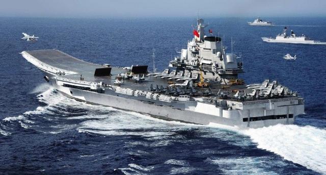 Суда ВМФ КНР выдвинулись к Санкт-Петербургу для «Морского взаимодействия»