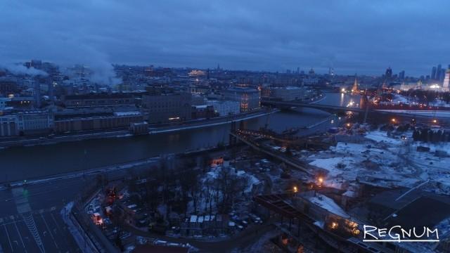 В Москве Кремль и парк «Зарядье» соединит пешеходная зона
