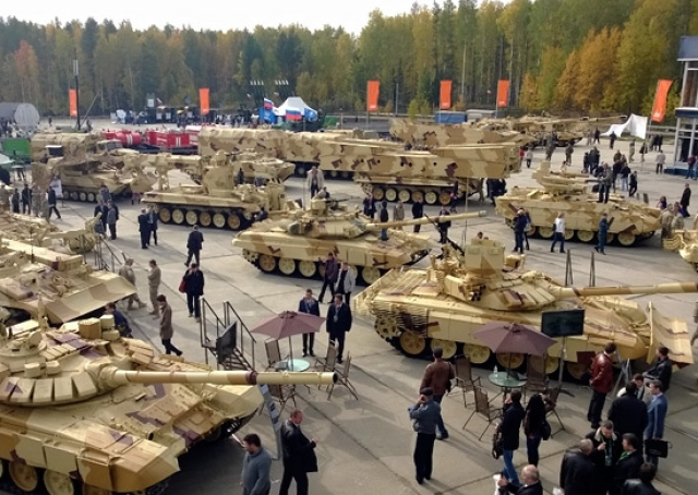 Судьба выставки Russia Arms Expo решена: она переедет в Кубинку