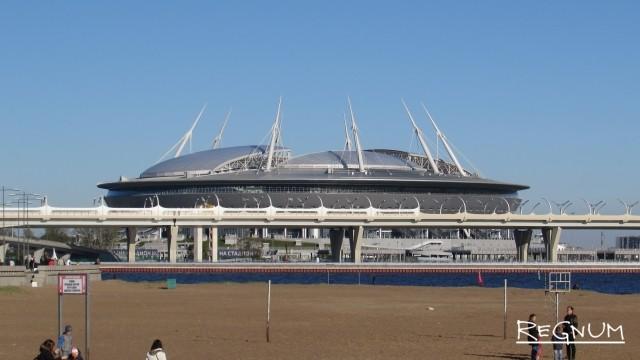 Смольный признал отставание по передаче нового стадиона «Зениту»