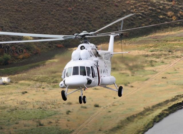Россия сертифицирует предприятие в Болгарии на ремонт вертолётов «Ми»