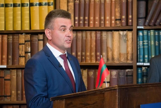 Визит президента ПМР в Лондон: «Молдавию раздражает, что нас стали слушать»