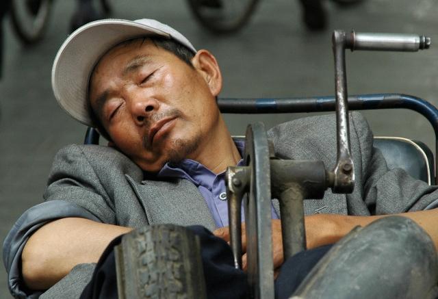 В КНР чиновники разворовывали средства на борьбу с бедностью