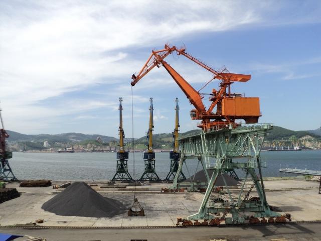 Первый датчик показал трёхкратное загрязнение Находки угольной пылью