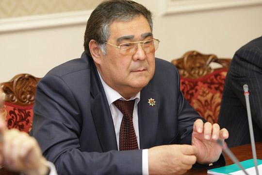 Аман Гумирович Тулеев
