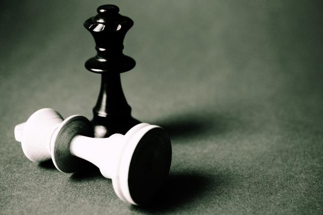Победа в шахматном турнире