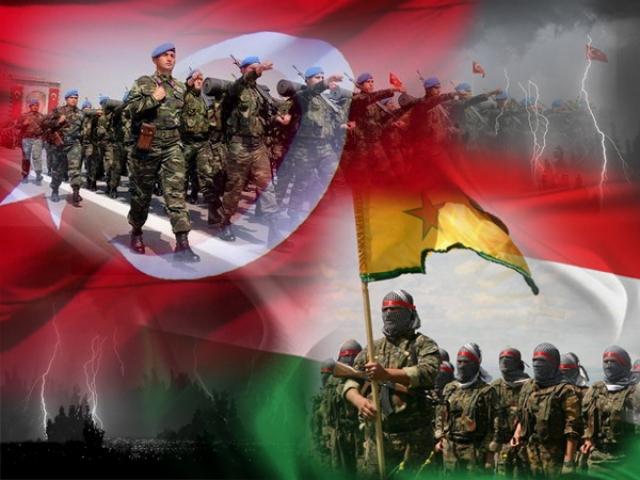 Турция vs Курды