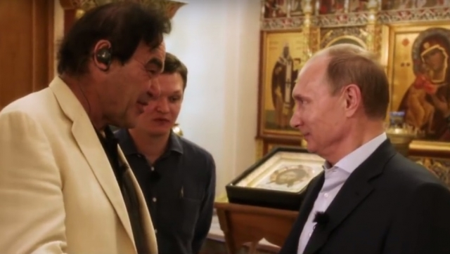 «Фильм о Владимире Путине — это ход конём»