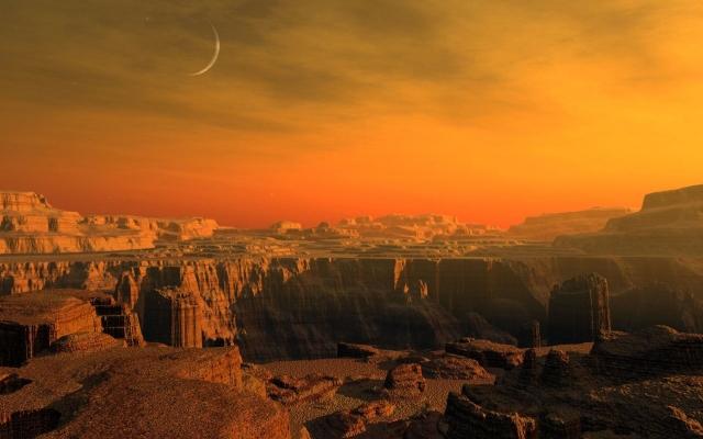 Илон Маск рассказал о планах покорения Марса