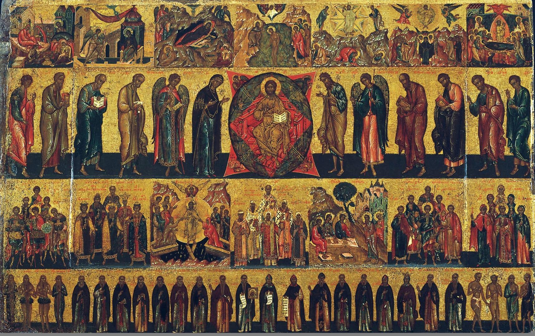 День Всех святых, в земле Российской просиявших - Севак Мирабян - ИА REGNUM