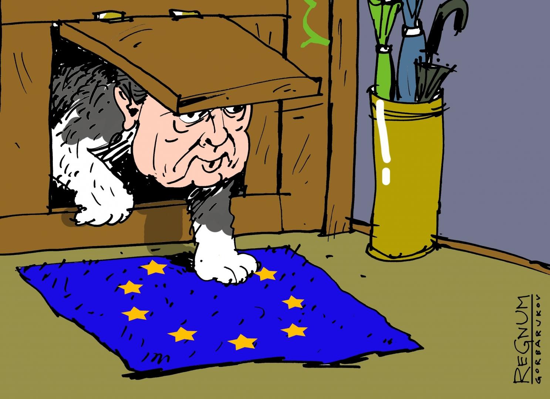 Порошенко и ЕС