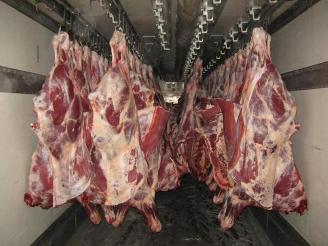 Россия запретила поставки говядины с ещё одного предприятия Белоруссии