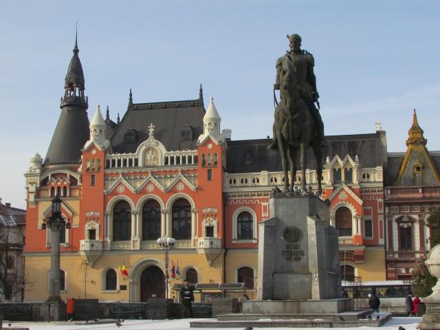 Румыния: Даже у цыган есть свой праздник, а венграм — нельзя