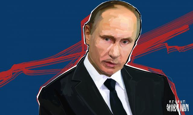Визит Путина на Кубань: президент РФ дал старт стыковке «Турецкого потока»